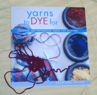 Book - Yarns to dye for